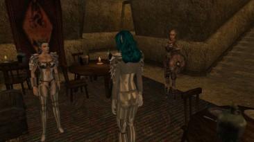 """Morrowind """"Изысканные доспехи"""""""