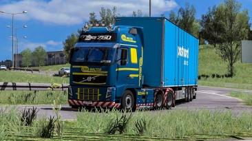 """Euro Truck Simulator 2 """"Volvo FH 2009 Classic v22.30r (1.40.x)"""""""