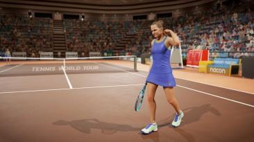 Tennis World Tour 2 выйдет на консолях нового поколения в 2021 году