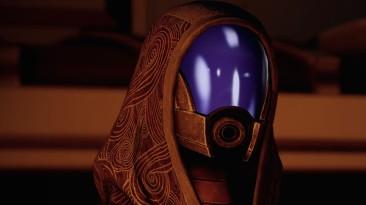 Тали'Зора - самый популярный напарник Шепарда в первой части переиздания Mass Effect Legendary Edition