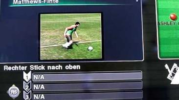 PES 2011: Видео со всеми доступными финтами