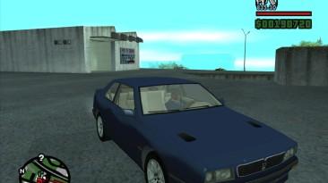 "Grand Theft Auto: San Andreas ""Maserati Ghibli II"""