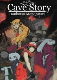 Обложка игры Cave Story: Doukutsu Monogatari