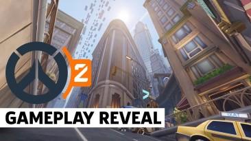 Новые официальные кадры игрового процесса Overwatch 2
