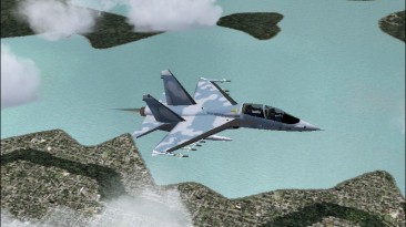 "Microsoft Flight Simulator 2004 ""Sukhoi S-54"""