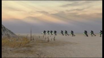 Dawn of War - Dark Crusade. Начало компании за некронов