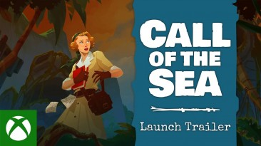 Трейлер к релизу Call of the Sea