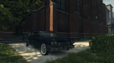 """Mafia 2 """"1959 Cadillac Miller-Meteor Hearse"""""""