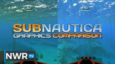 Subnautica на Xbox One и Nintendo Switch: сравнение графики