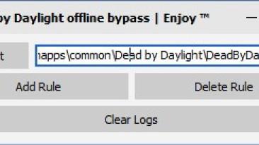 Dead by Daylight: Offline Bypass