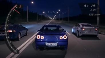 Need for Speed Underground в реальной жизни часть 2