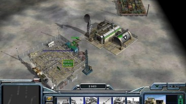 "Command & Conquer Generals: Zero Hour ""Карта - Face 2 Face"""