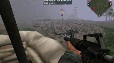 "Battlefield Vietnam ""Карта - Laotian Commotion"""