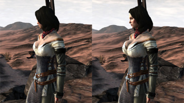 "Dragon Age 2 ""Bethny Exaggerated"""