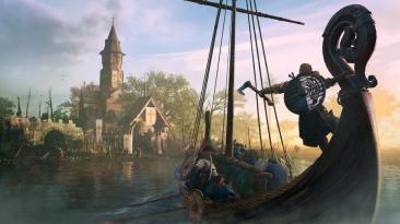Вышло новое обновление 1.3.2 для Assassin's Creed Valhalla