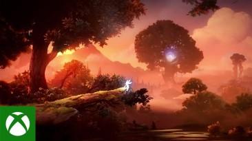 Новый трейлер Ori and the Will of the Wisps для Xbox Series X и S