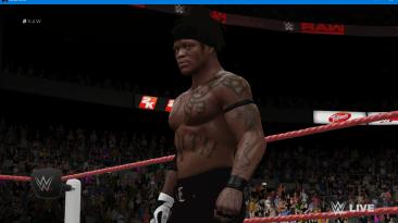 "WWE 2K16 ""R Truth 2K20 Наряд (Лицевая анимация) WWE 2K19 Порт мод"""