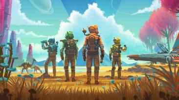 Игроки довольны No Man's Sky - игра стала получать положительные отзывы