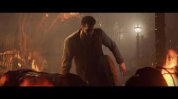 Трейлер к релизу Vampyr на Nintendo Switch