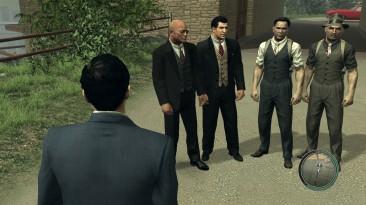 """Mafia 2 """"Обновление для DLC Друзья на всю жизнь"""""""
