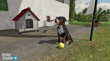 Новый трейлер Farming Simulator 22 посвящен животным и дикой природе