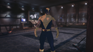 "X-Men Origins: Wolverine ""Wolverine from X-men Evolution by Kritex"""