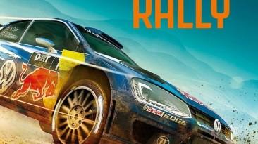 "DiRT Rally ""Форд Фиеста Звук Двигателя"""
