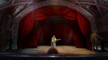 """Metro: Last Light """"Композиция на баяне из концерта на Театральной"""""""