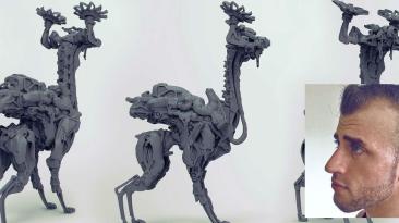 Умер дизайнер и концепт-художник Horizon: Zero Dawn Майк Нэш в 36 лет