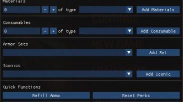 Cyberpunk 2077: Чит-Мод/Cheat-Mode (Simple Cheat Menu) - V21