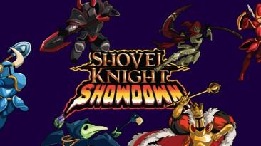 Чумной рыцарь готов к бою! Новый трейлер Shovel Knight Showdown