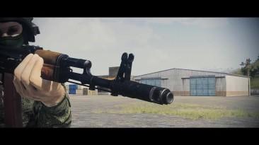 """Arma 3 """"Обзор RHS 0.4.2 AFRF"""""""
