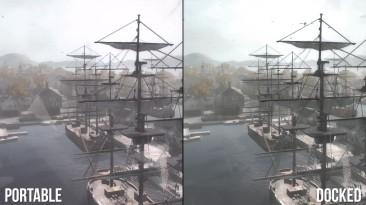 Технический анализ Assassin's Creed 3 на Nintendo Switch