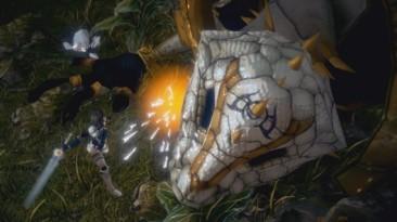 Дебютные снимки экрана из AeternoBlade II для PS4, XOne и Switch