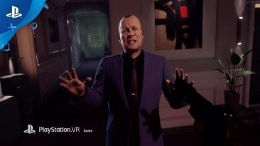 Анонсирован криминальный боевик Blood & Truth для PlayStation VR