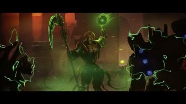 Список игровых персонажей Dawn of War 2: Retribution пополнился Владыкой некронов