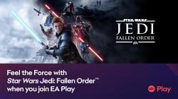 Star Wars Jedi: Fallen Order присоединится к EA Play и Xbox Game Pass на следующей неделе