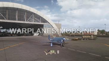 """World of Warplanes """"Новый прем ангар бесплатно [1.9.4]"""""""