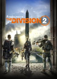 Обложка игры Tom Clancy's The Division 2