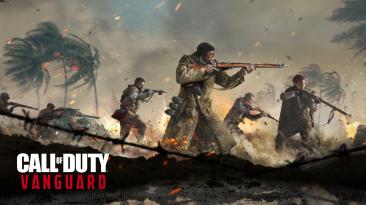 Многопользовательский режим Call of Duty: Vanguard в новом трейлере