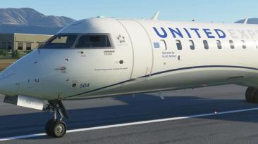 Компания Aerosoft объявила цены на надстройки CRJ для Microsoft Flight Simulator