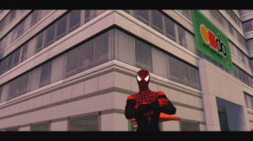 """Spider-Man 2: The Game """"Miles Morales Suit""""by GPChannelOffical"""""""