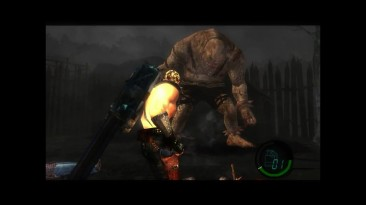 """Resident Evil 4 """"Chris Warrior VS Ndesu RE5"""""""
