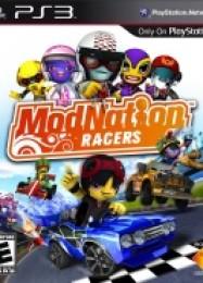 Обложка игры ModNation Racers (2010)