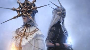 Красиво: Русские девушки приятно удивили косплеем персонажей Dark Souls от FromSoftware
