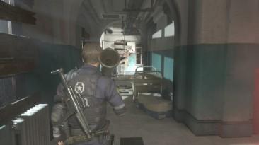 """Resident Evil 2 """"Включение света"""""""