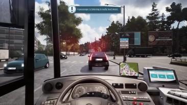 Bus Simulator 18 - Релизный трейлер