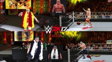 "WWE 2K17 ""Hulk Hogan + 2 Нарядов WWE 2K19 Порт мод"""