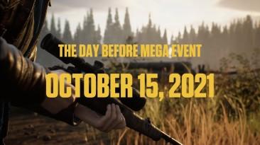15 октября пройдет мега ивент The Day Before, на котором сообщат дату релиза