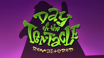 Состоялся релиз приключения Day of the Tentacle Remastered от Double Fine